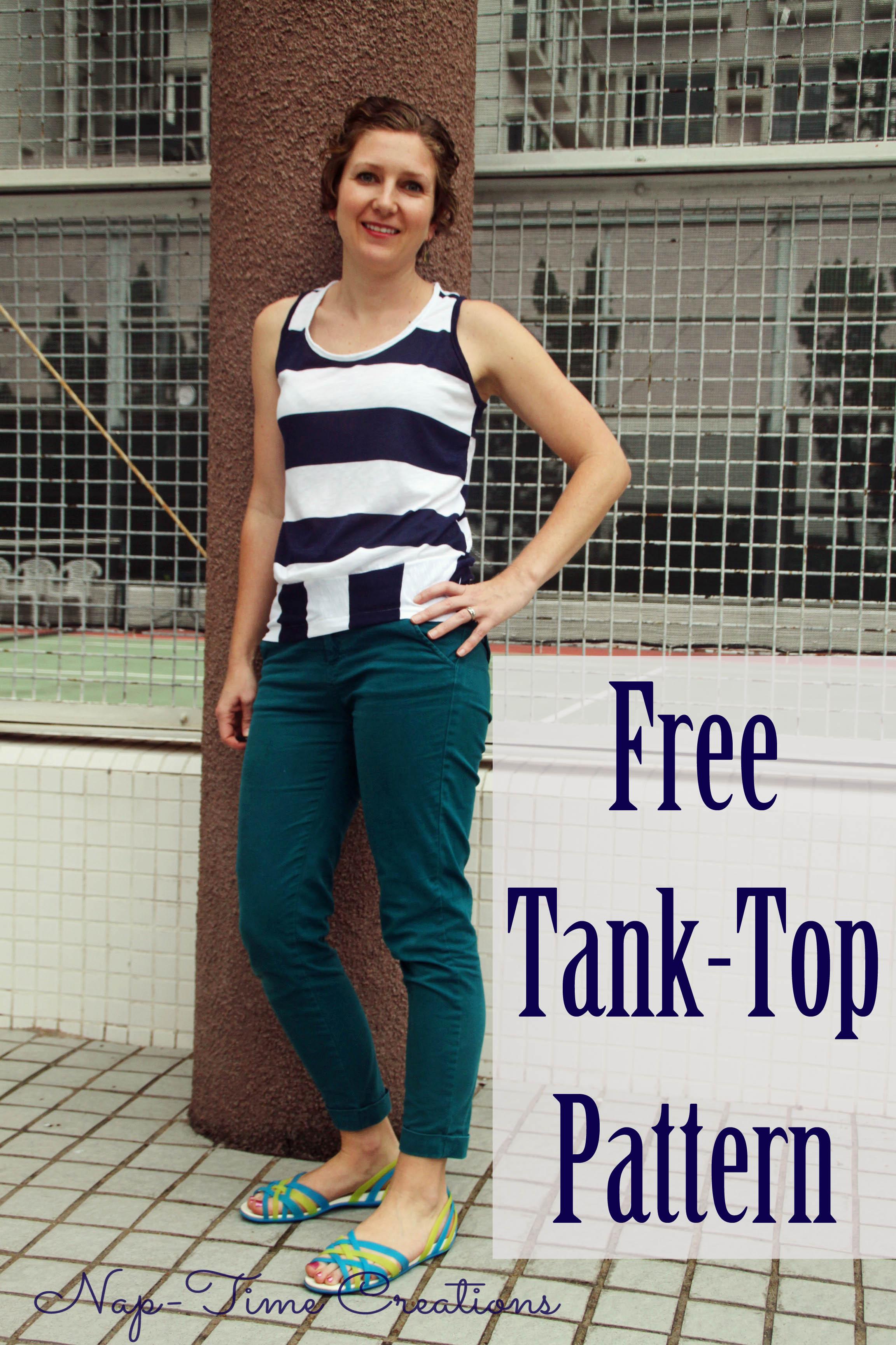 striped tank pattern5