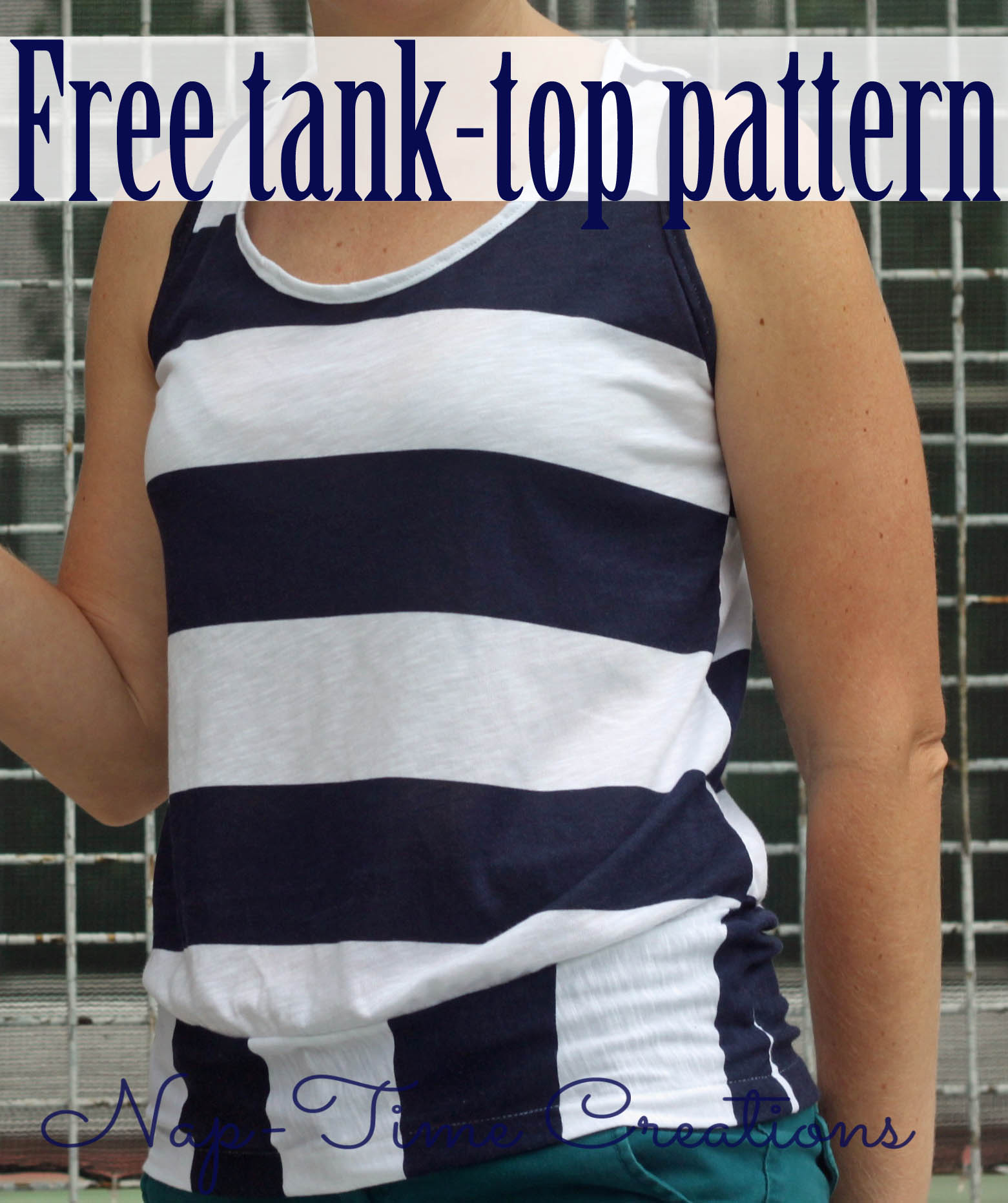 striped tank pattern6
