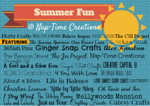 The Summer Fun Series! {coming soon!}