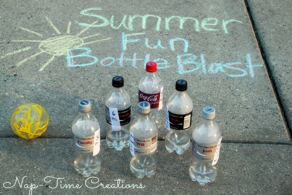 Coca Cola Bottle Blast Game #ShareitForward #CollectiveBias