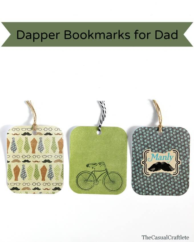 Dapper-Bookmarks-for-Dad-The-Casual-Craftlete