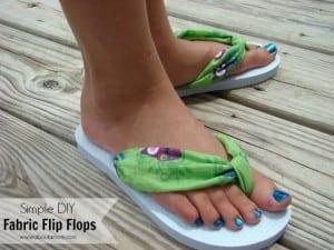 Simple-DIY-Fabric-Flip-Flops