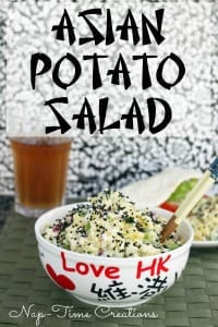 asian potato salad