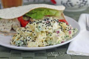 Asian Potato Salad Recipe