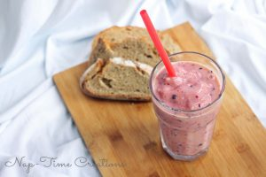 Healthy Breakfast Smoothie Recipe