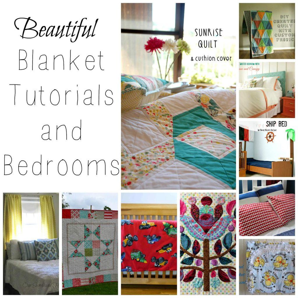 blanket tutorials