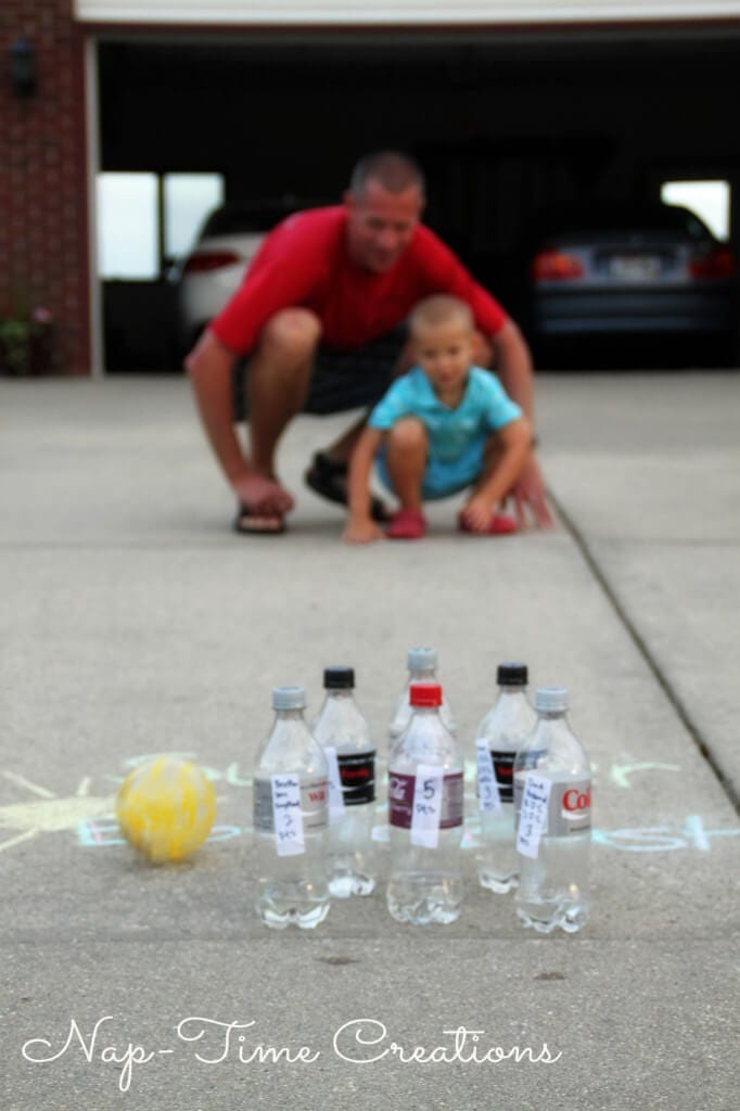 bottle-blast-game- #ShareitForward #CollectiveBias1