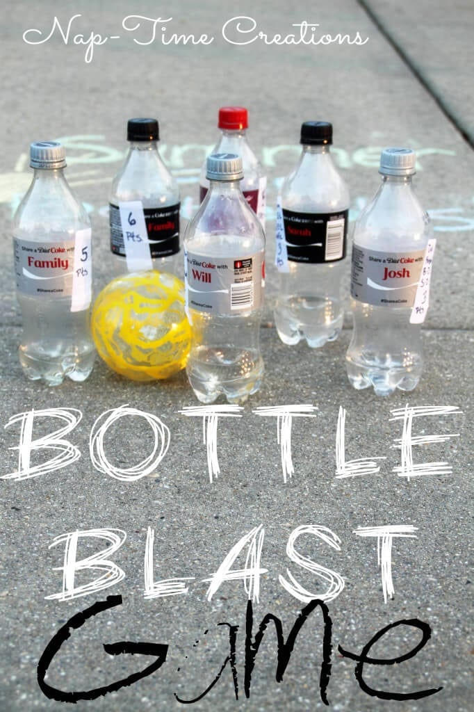 bottle-blast-game #ShareitForward #CollectiveBias
