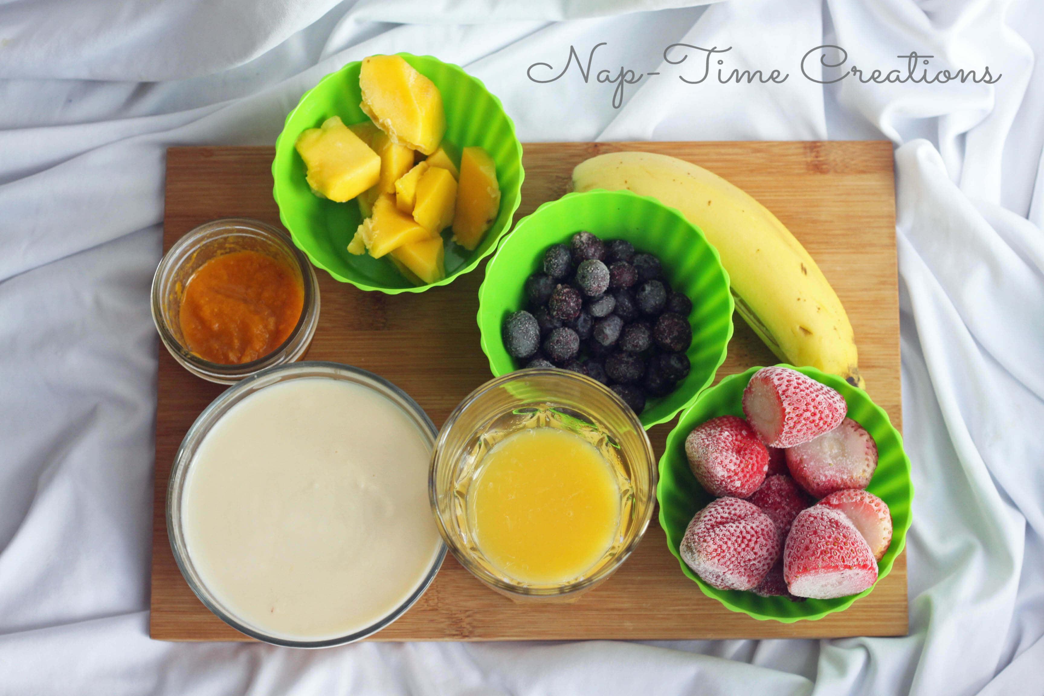 healthy breakfast smoothie