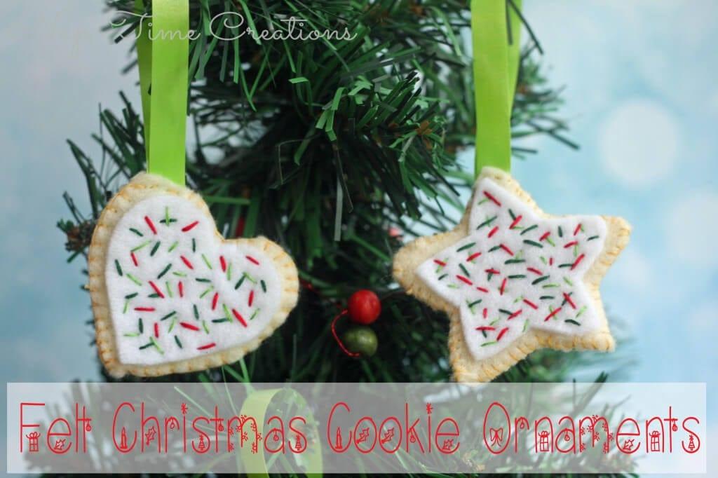 felt cookie ornament10
