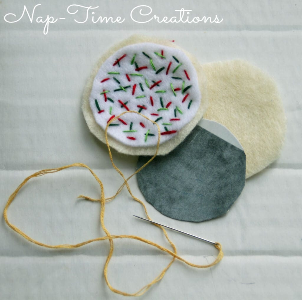 felt cookie ornament4