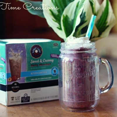 Iced Coffee Power Frappuccino Recipe