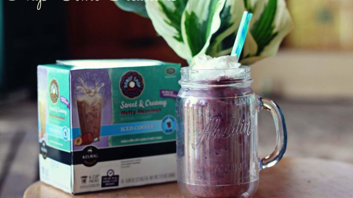 Iced Coffee Power Frappuccino Recipe