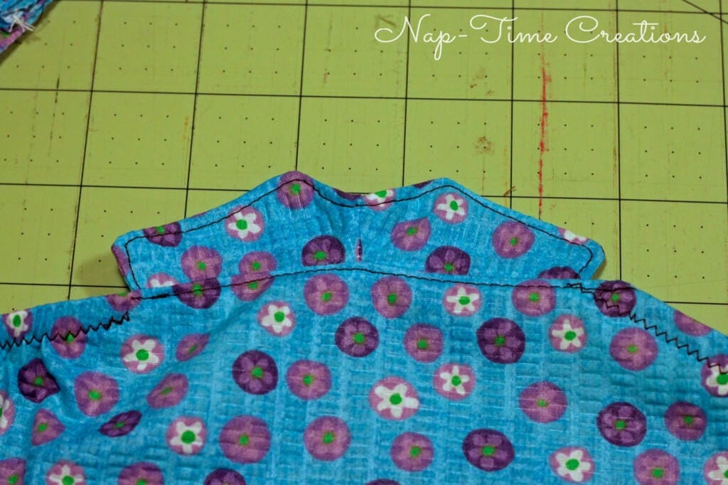 Baby romper pattern and sewing tutorial