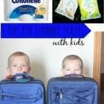 5 Tips for Summer Travel with Kids