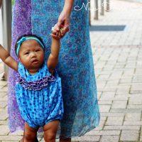 Free Baby Romper Pattern {0-12 months}