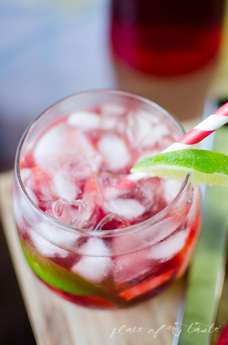 Pomagrante Lime Lemonade- Place Of My Taste (2 of 5)