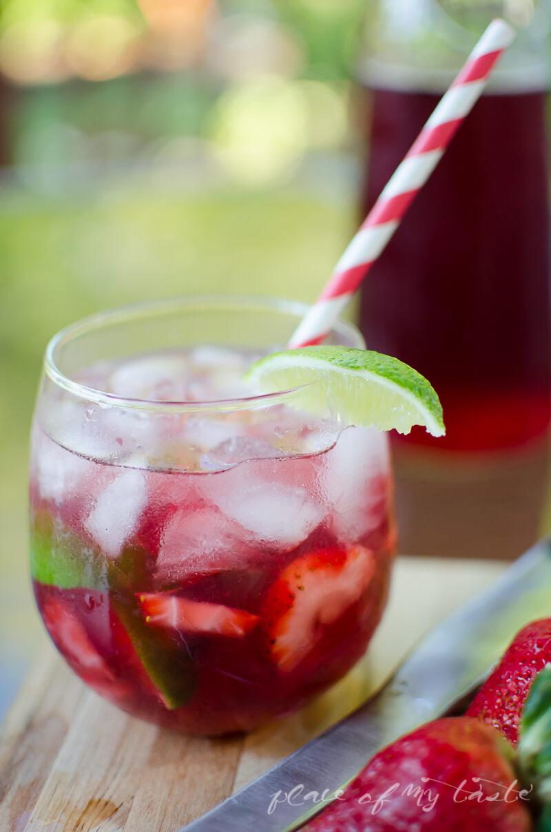Pomagrante Lime Lemonade- Place Of My Taste (4 of 5)
