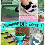 Summer DIY Ideas {Featuring YOU}