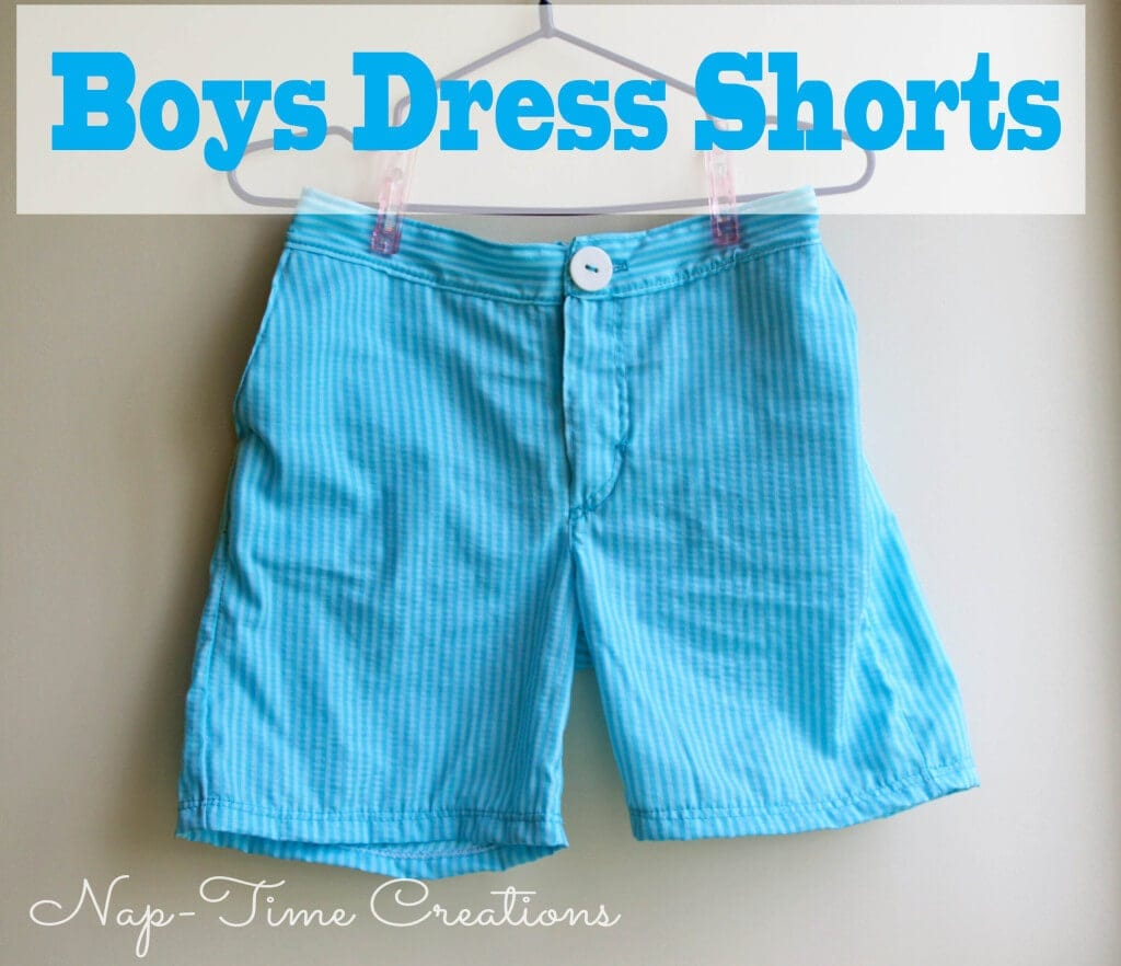 boys dress shorts6