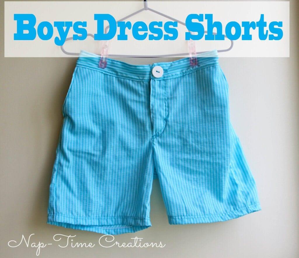 boys dress shorts6