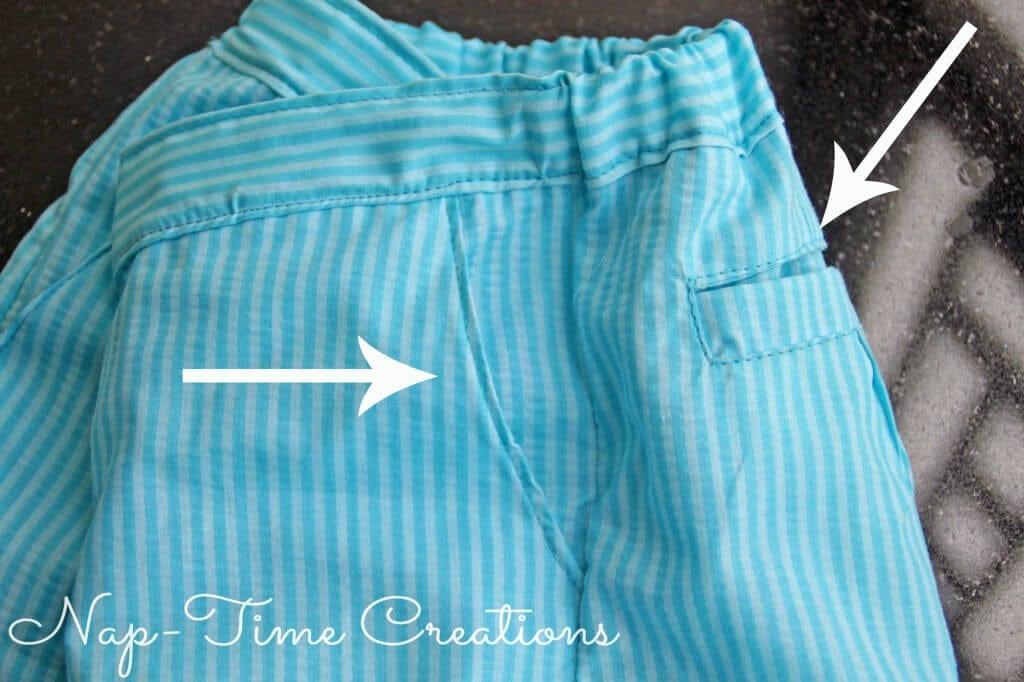 dressshorts