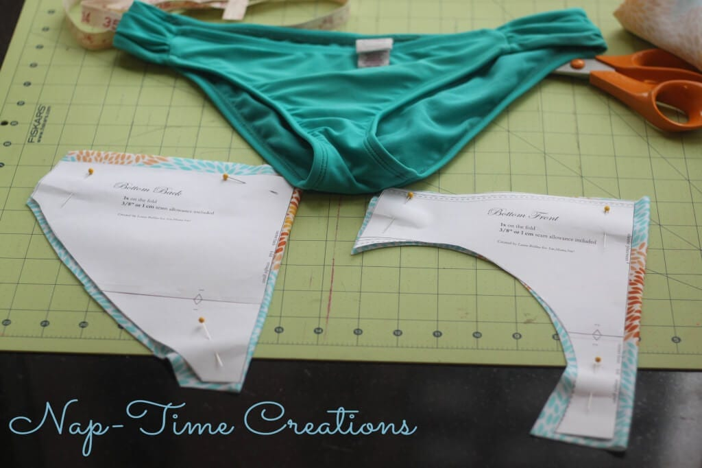 Free Swimsuit Pattern and Tutorial