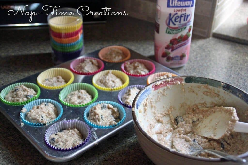 kefir-muffins #KefirCreations  #shop2