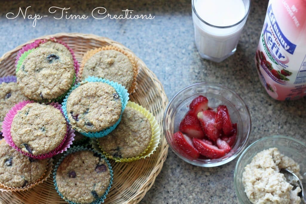 Kefir-Muffins #KefirCreations #CollectiveBias