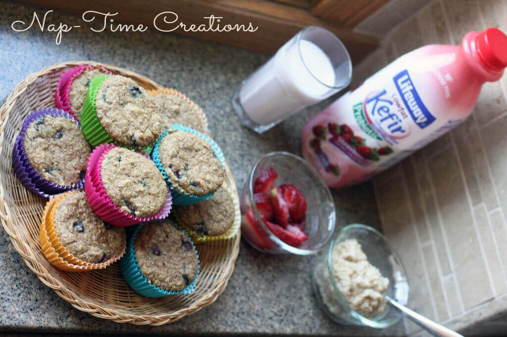 Kefir-muffins #kefircreations #shop