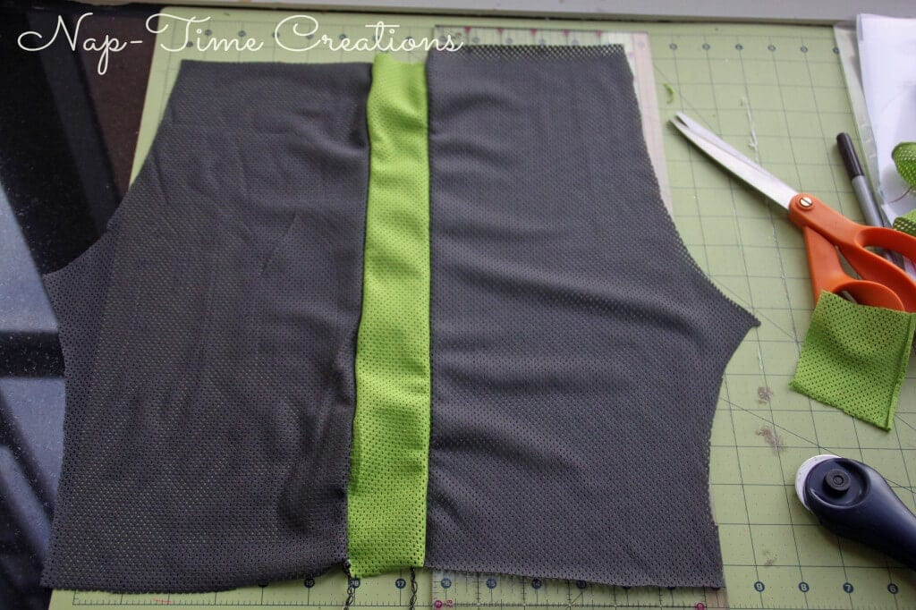 reversable shorts 9