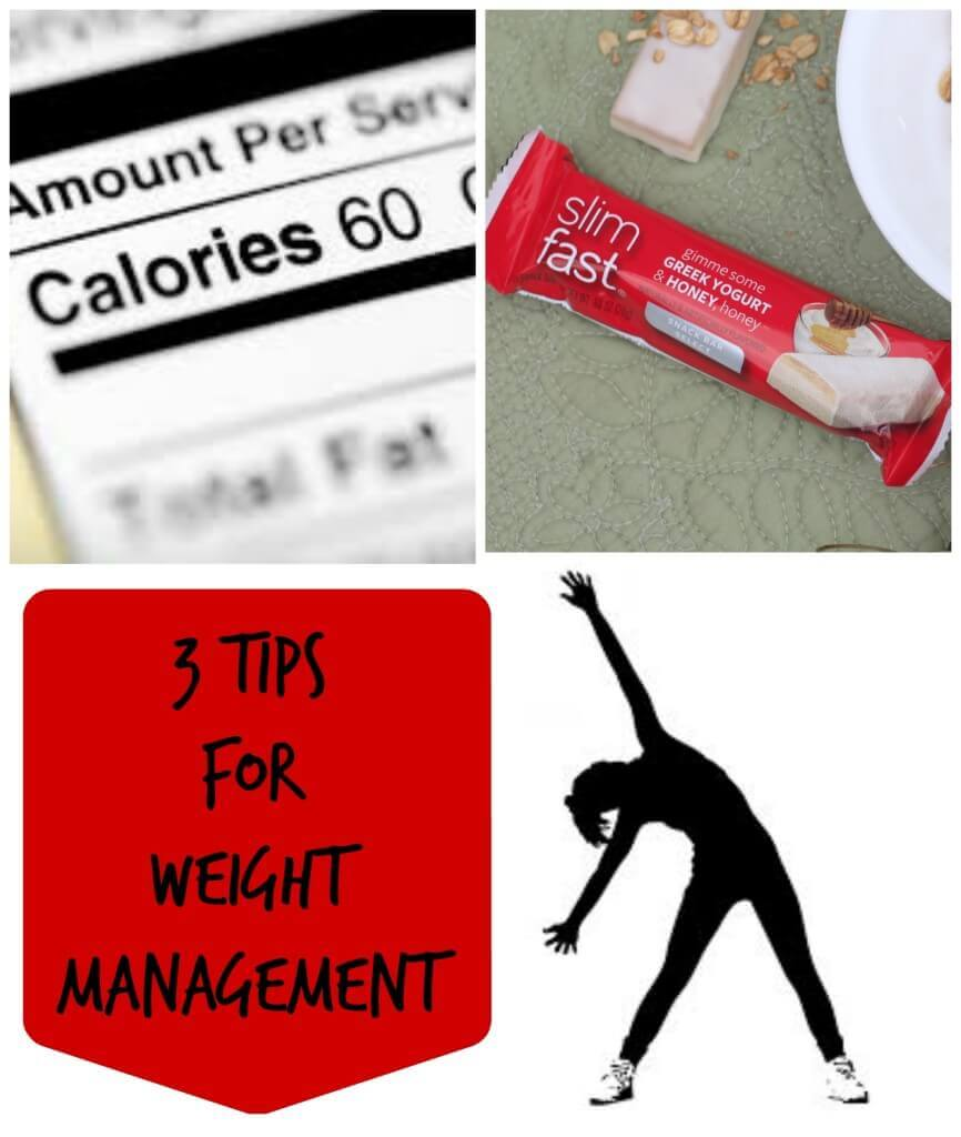 tips for weight management #14daystoslim #PMedia #ad