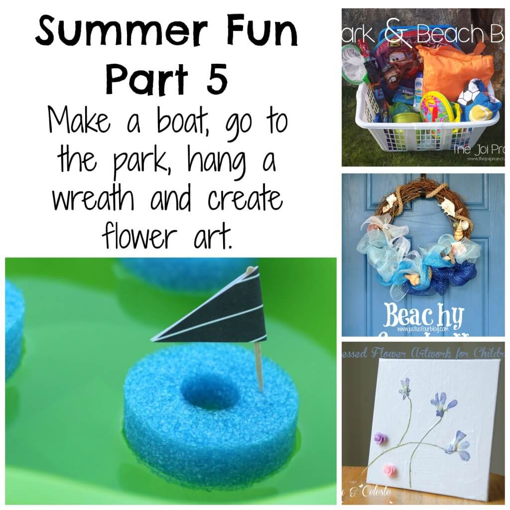 Summer Fun Ideas!
