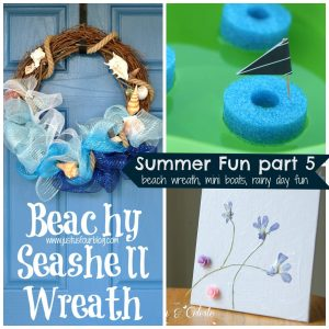 Summer Fun Week 5