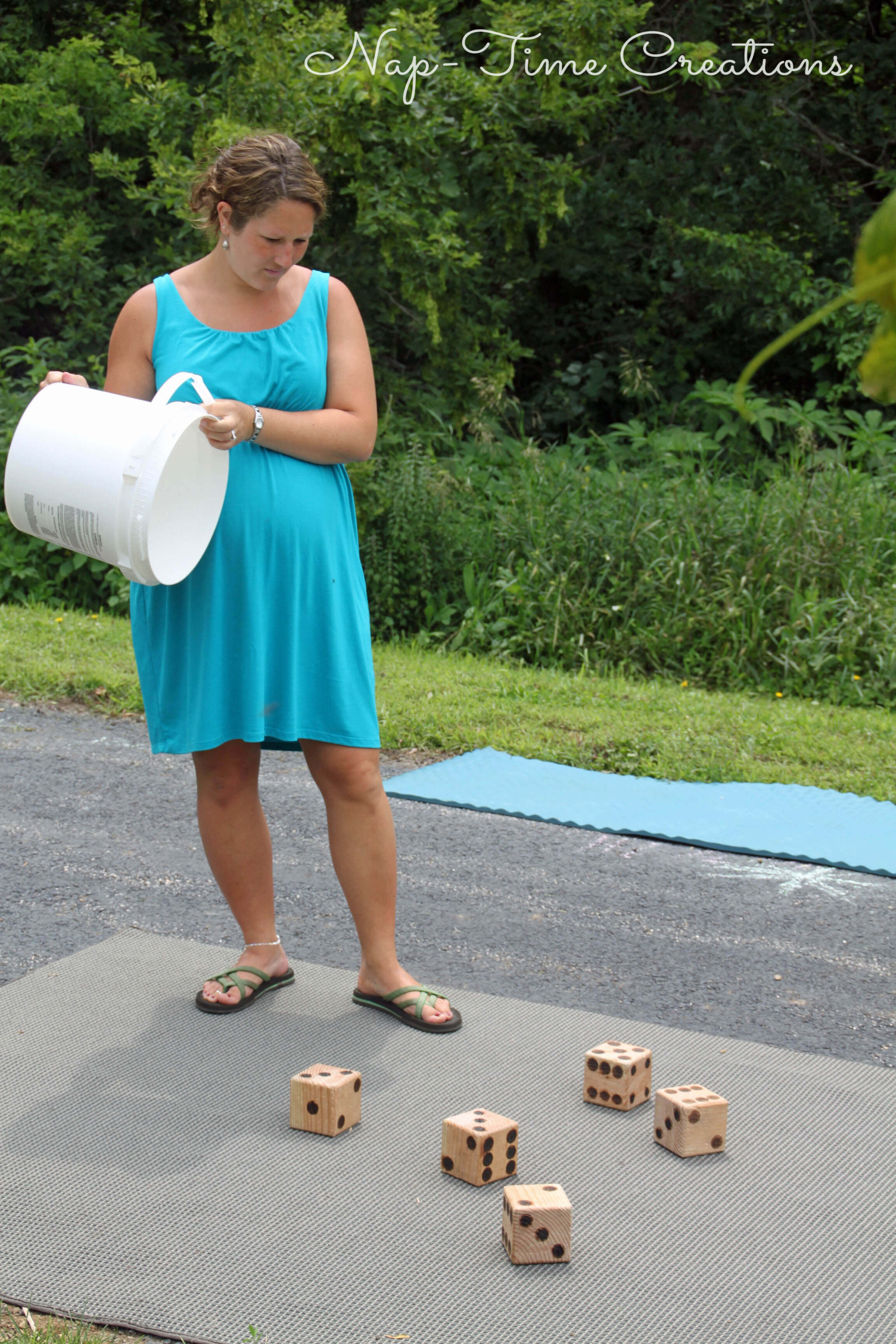 Yard Yahtzee and Summer Fun Part 9 Life Sew Savory