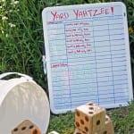 yard yahtzee for outdoor fun