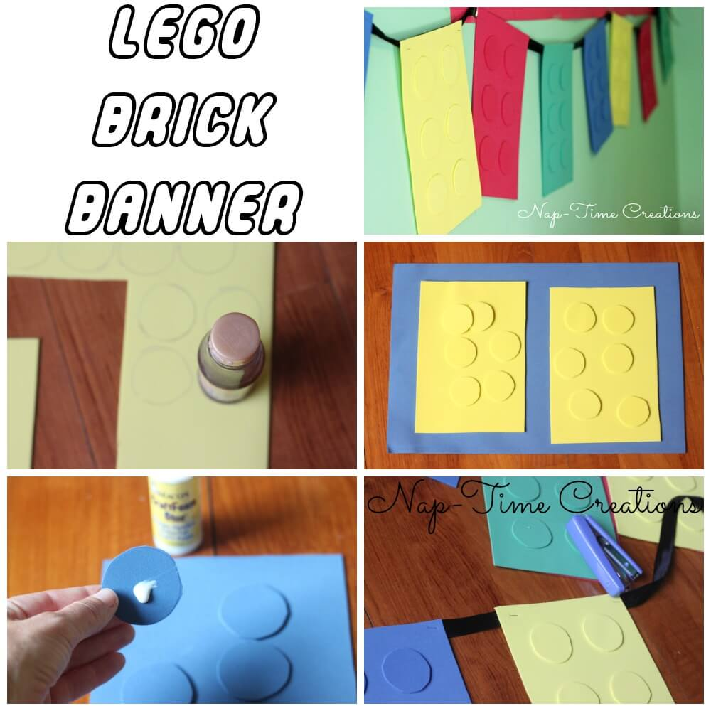 Lego Birthday Party Ideas