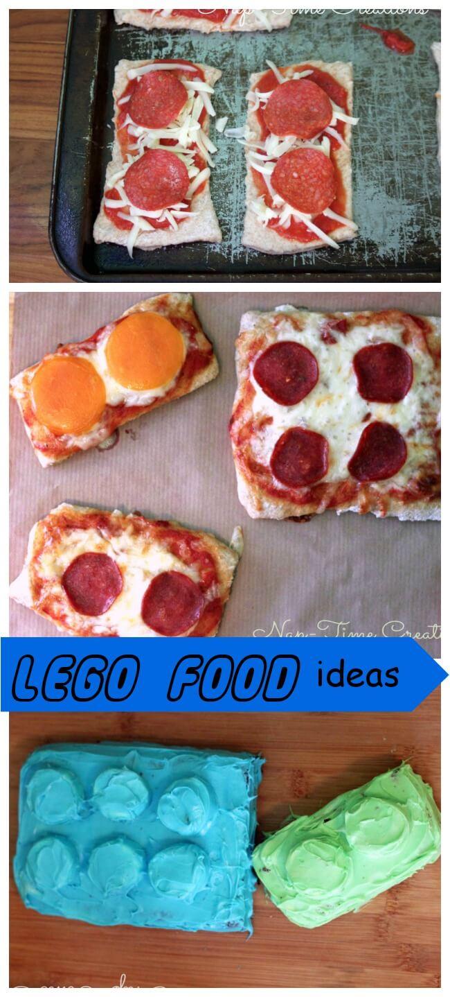 Lego Birthday party ideas2