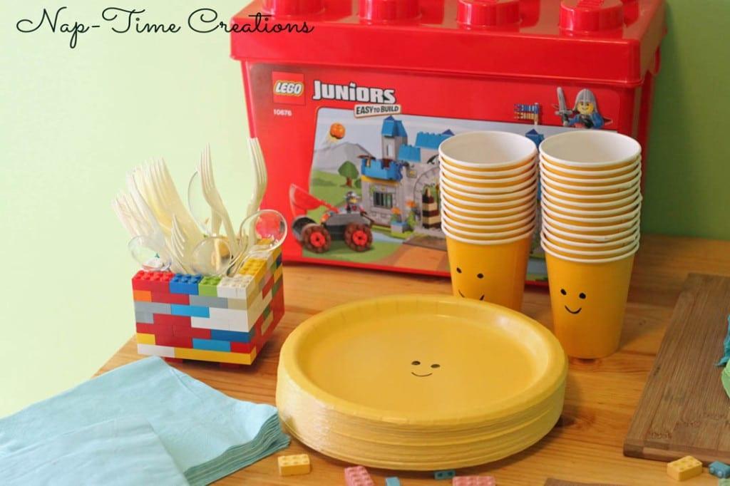 lego-birthday-party-ideas #LEGOJuniorMakers