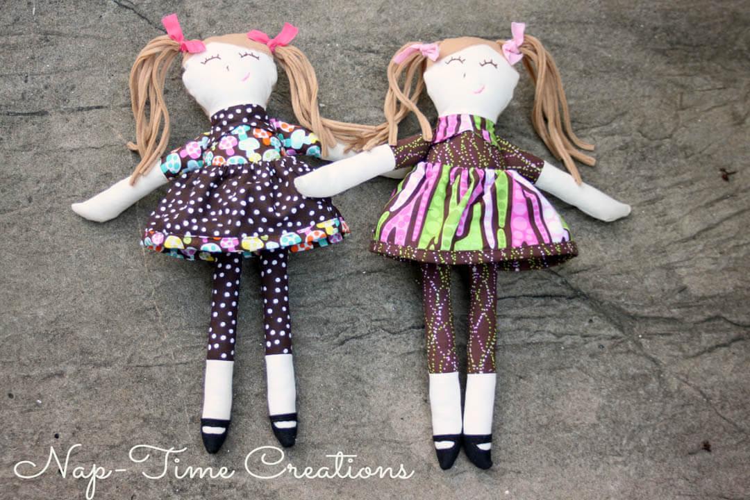 Ruby Lou Dolls