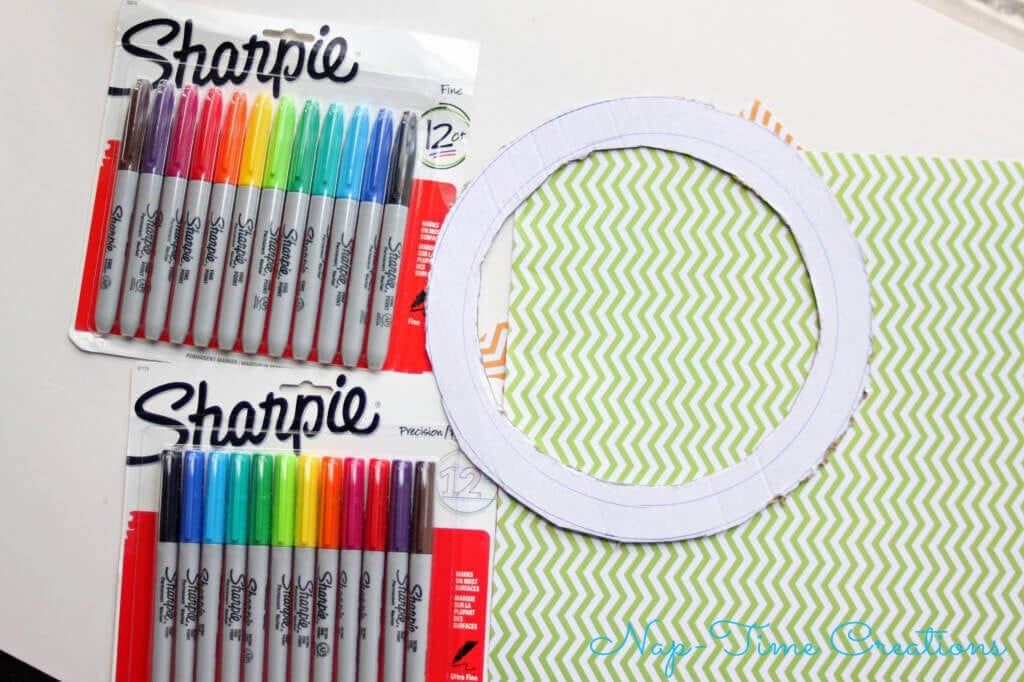 sharpie teacher gift idea  #StaplesBTS #PMedia #ad