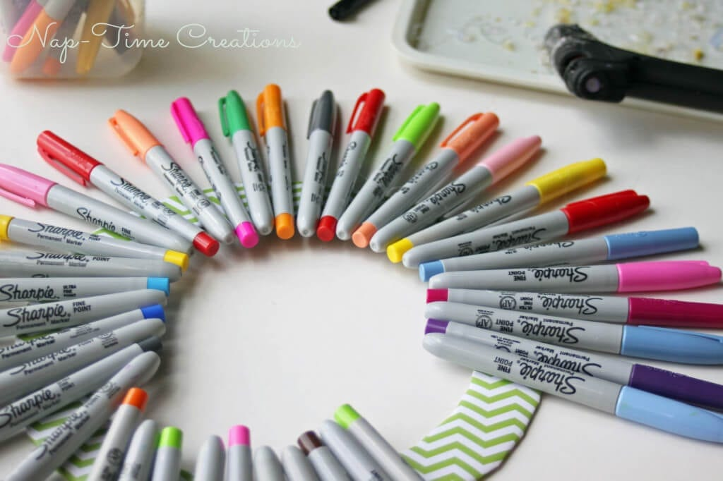 sharpie teacher gift idea4  #StaplesBTS #PMedia #ad