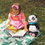 Sew Many Books Poppy the Panda {Call Ajaire}
