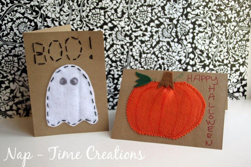 DIY Halloween Cards3