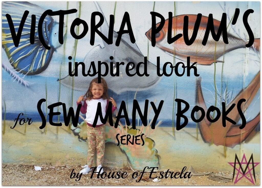 sew many books victoria plum