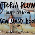 Sew Many Books Victoria Plum {House of Estrela}