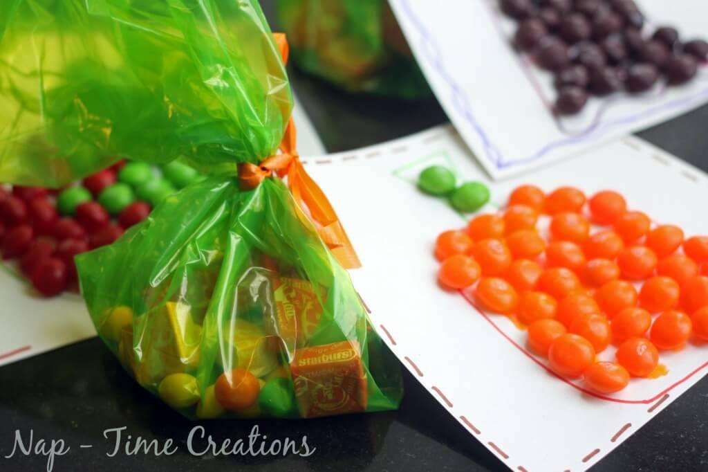 Candy Halloween Cards #SweetOrTreat #Cbias #shop10