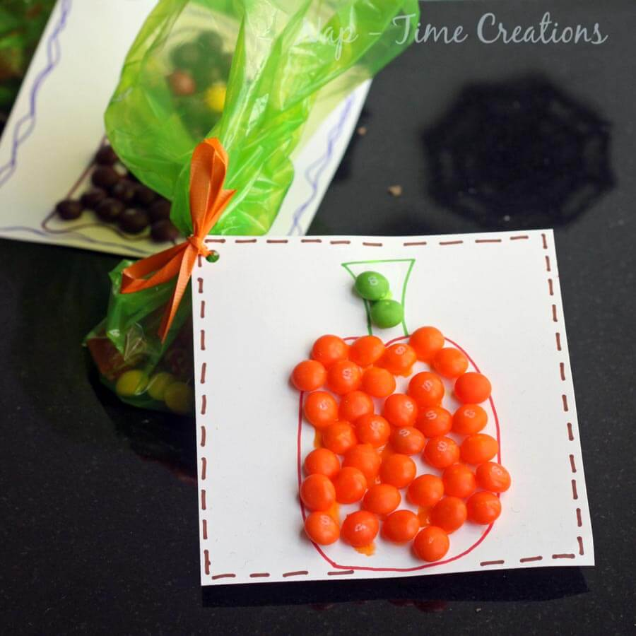 Candy Halloween Cards #SweetOrTreat #Cbias #shop11