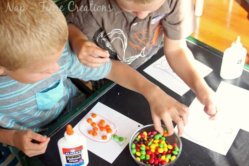 Candy Halloween Cards #SweetOrTreat #Cbias #shop3