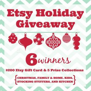Etsy Holiday Giveaway {closed}